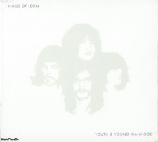 Kings Of Leon - Youth & Young Manhood - Southern Country Rock Pop Cd