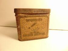 vintage Surbrug's Golden Sceptre tobacco tin -estalished 1861