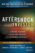 The Aftershock Investor Second Edition David Wiedemer Spitzer NEW - FREE POST