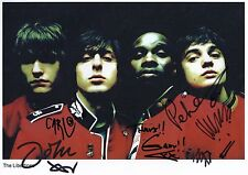 The Libertines FULLY SIGNED Photo 1st Generation PRINT Ltd No'd + Certificate /1