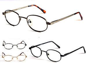 GI002 Varifokal Progressive Multifocals UV400 Lesebrille Titan Rahmen