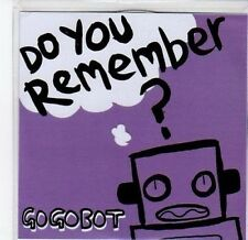 (CA23) Go Go Bot, Do You Remember? - 2011 DJ CD