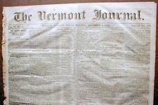 Best 6 1849-1850 newspapers PARKMAN  WEBSTER MURDER & TRIAL Boston MASSACHUSETTS