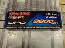 Traxxas 3800MAH 7.4v 2-Cell 25C LiPo Battery