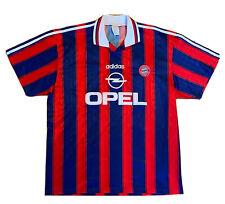 Vintage Bayern Munich Football Shirt - 1995-97