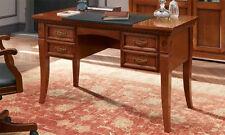 bureau bureau Ducal Cerisier placage bois élégant Italie