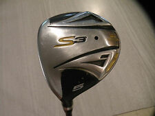 LH COBRA S3 FAIRWAY 5 WOOD BLUR TX 006 BY FUJIKURA GRAPHITE Stiff - Left Handed