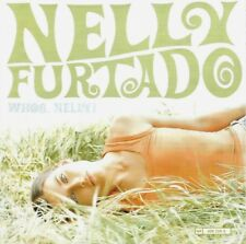 NELLY FURTADO<>WHOA NELLY<>SPECIAL EDITION<>MUSIC AND VIDEO  ~