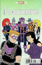 ALL NEW HAWKEYE #2 HEMBECK 1:10 INCENTIVE VARIANT COVER