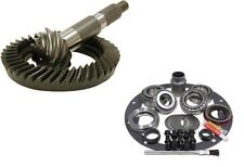 DANA 44 - REVERSE - FORD FRONT - 4.56 RING AND PINION - MASTER INSTALL- GEAR PKG
