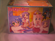 Lucky Star Vol. #1 DVD, 2008, Limited Edition Bandai Box Set with T-Shirt ANIME