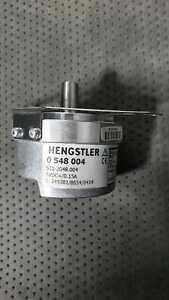 Hengstler Rotary Encoder  0548004 5V DC  Heidenhain ERN 1387 equivalent