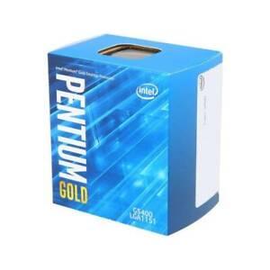 Intel Pentium Gold G5400 Coffee Lake Processor 3.70GHz 8.0GT/s 4MB LGA 1151