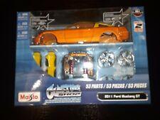 MAISTO CUSTOM SHOP 2011 FORD MUSTANG GT  MODEL