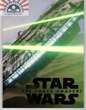 MBH3001 Star Wars The Force Awakens Japanese Pamphlet Movie + 2 Chirashi Flyers
