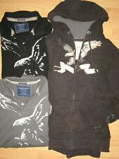 New ListingMens American Eagle polo shirt tops Xxl hooded sweatshirt jacket lot vintage fit