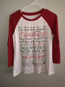"""Women's Christmas vacation size small """"Clark Quote"""""""