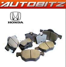 Fits honda accord 2003-2008 saloon MK7 avant et arrière disque de frein pads