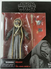 STAR WARS THE BLACK SERIES MOLOCH