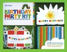 Eric Carle Birthday Party Kit for Children's Parties - Book Bags Banner Game