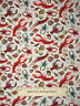 Ocean Sea Lobster Shell Fish Cotton Fabric Elizabeth's Studio Under The Sea YARD