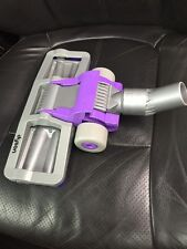 DYSON DC14 Animal VACUUM CLEANER Purple Bare Floor Hardwood Attatchment