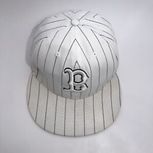 New Era Baseball Cap 59 Fifty fitted Boston Red Sox 7 weiß