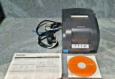 Bixolon SRP-275II Impact receipt Printer - Ethernet, disc, cables, power adapter