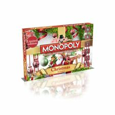 Natale Monopoly Board Game