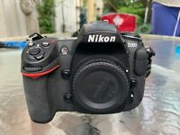 Nikon D300 camera body - (Actuations less than 35k) Charger, Battery, and Manual