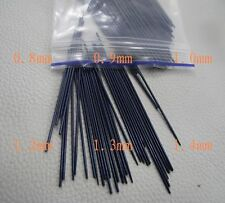1800pcs clarinet oboe flute sax springs blue Various sizes