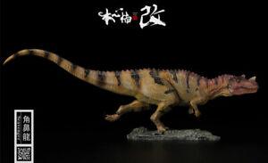 Nanmu Studio Jurassic Series Ceratosaurus (Scavenger Red) BNIB
