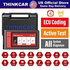 2020 NEW Full System Bi-directional Diagnostic Scan Tool ECU Coding OBD2 Tablet