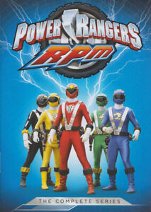 Power Rangers RPM (The Complete Series) (Keepc New DVD
