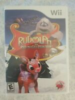 Rudolph the Red-Nosed Reindeer (Nintendo Wii) Complete Christmas Holiday Game