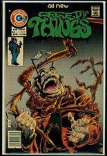 Charlton Comics All New CREEPY THINGS #5 FN/VFN 7.0