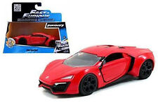JADA 97386 FAST AND FURIOUS 7 LYKAN HYPERSPORT SUPERCAR 1:32 DIECAST RED