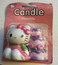 Hello Kitty Birthday Candle