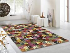 Tapis multicolore design HA027 PARDIS moderne 160x230cm Multicolore
