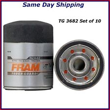 Oil Filter Set of 10 For: 85/93 Nissan Subaru 2.4L 3.0L