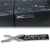 BMW XDRIVE Schriftzug 3D Emblem Logo Sticker X Aufkleber Plakette matt
