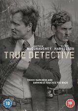 True Detective : series 1 DVD