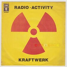 "45 giri 7"" - KRAFTWERK Radio - Activity, Antenna - 1976 - USATO - EV"