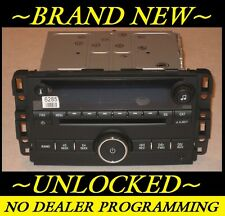 UNLOCKED~OEM 2006-14 CHEVY MONTE CARLO Impala CD Radio 3.5mm Aux/Ipod input &MP3