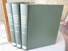 3Vols,PORTRAIT GALLERY Of EMINENT MEN & WOMEN,1874,E.A. Duyckinck,Illust