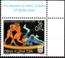 Serbia Montenegro 2004 - Olimpiadi di Atene