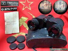 Soviet Russian Binoculars Berkut-7 Bpc 7X35 Ussr made in Soviet Union 1991