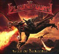 BLOODBOUND - WAR OF DRAGONS (LIMITED DIGIPAK)  2 CD NEU