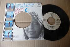 """GLORIA GUIDA""""CUORE FATTI ONORE-DISCO 45 GIRI CBS It 1972"""""""