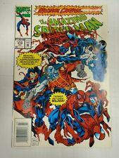 Marvel AMAZING SPIDER-MAN #379 (1993) Venom, Carnage, Maximum Carnage 7